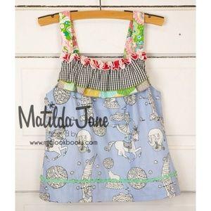 Girls Matilda Jane Wonderful Parade Judy and Ethel